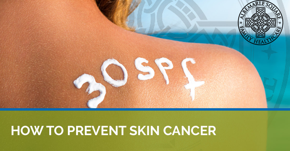 Ways to prevent developing skin cancer
