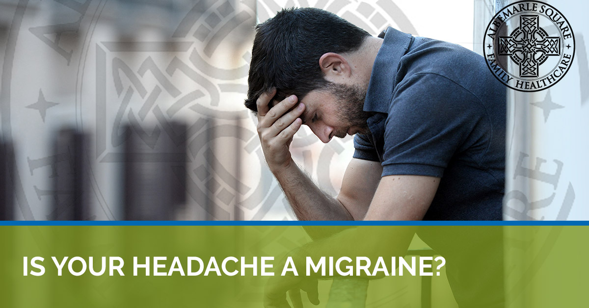 How to tell if your headache is actually a migraine