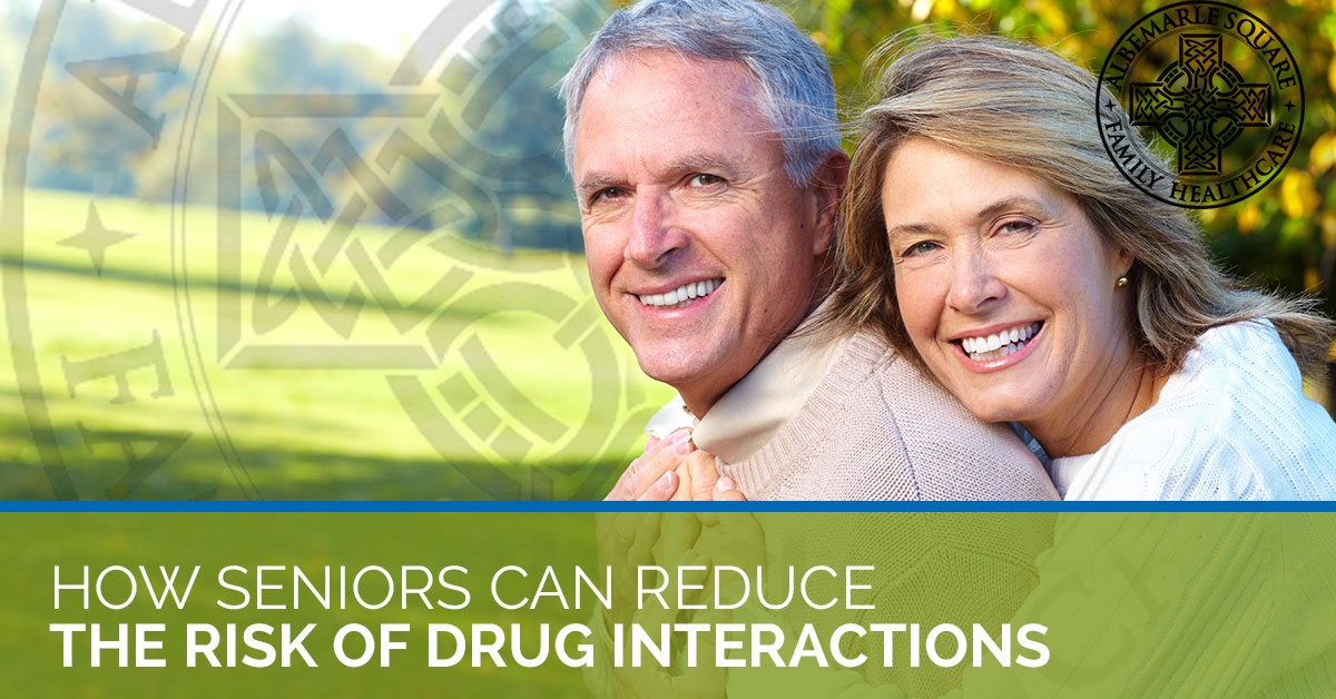 Tips for seniors to reduce the risk of drug interactions