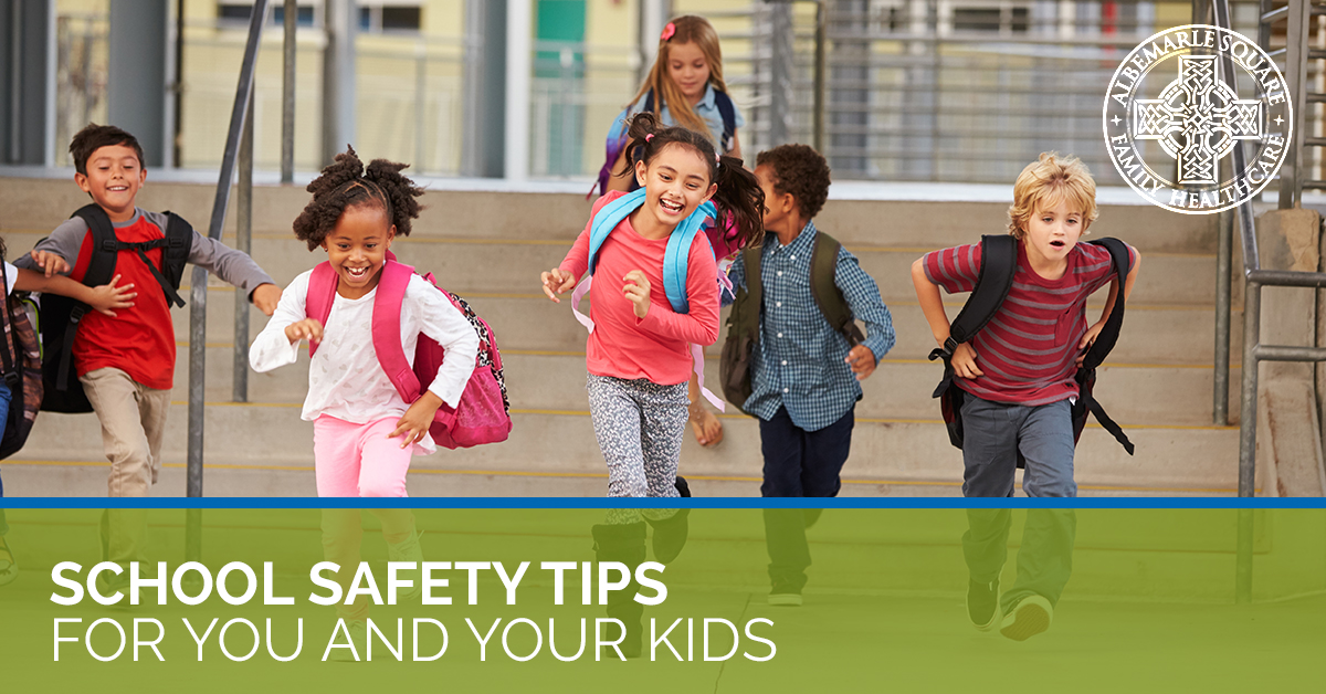 School safety tips to help you and your family this school year