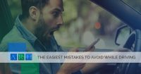 Mistakes to Avoid While Driving in San Antonio