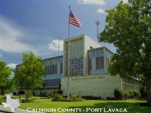Port Lavaca Calhoun County Courthouse
