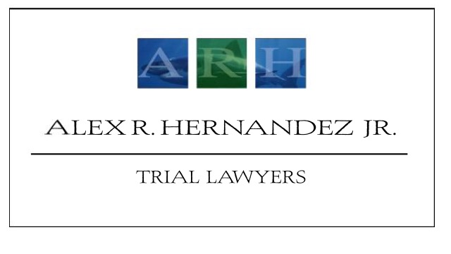 Alex R. Hernandez Jr. Trial Lawyer