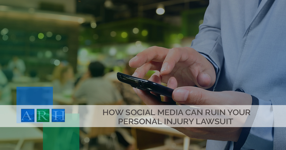 How Social Media Can Ruin Your Personal Injury Lawsuit