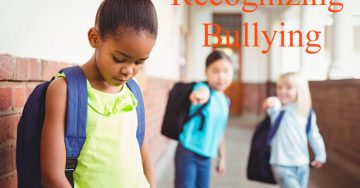 Recognizing Bullying