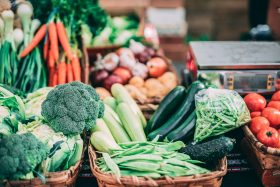 An image of healthy vegetables.