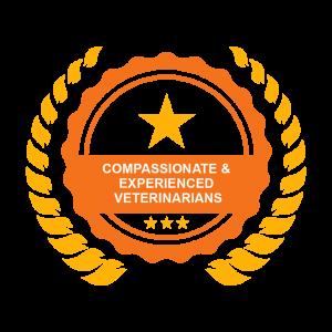 Compassionate & Experienced Veterinarians