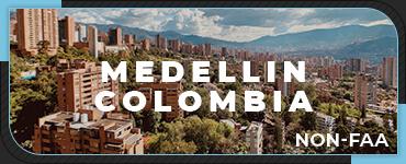 Medellin Colombia CTA
