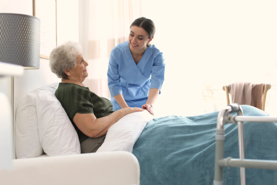 Caregiving as a Passion