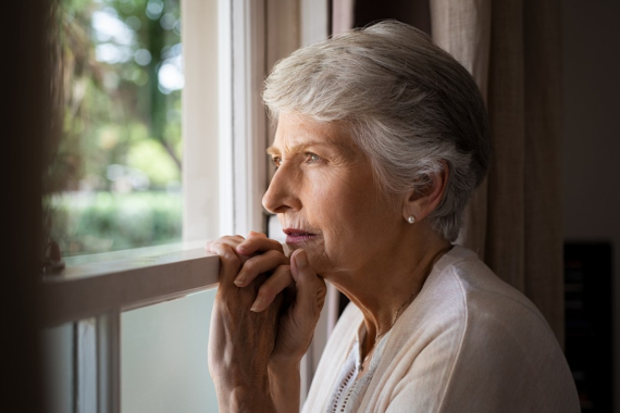 The Top Risk Factors of Mental Illness In Seniors