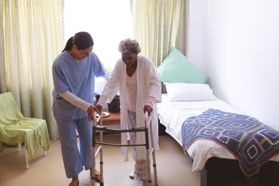 Caring for a Stroke Survivor at Home
