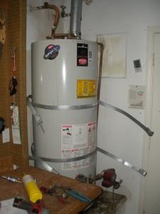 los angeles water heater