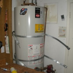 los angeles water heater