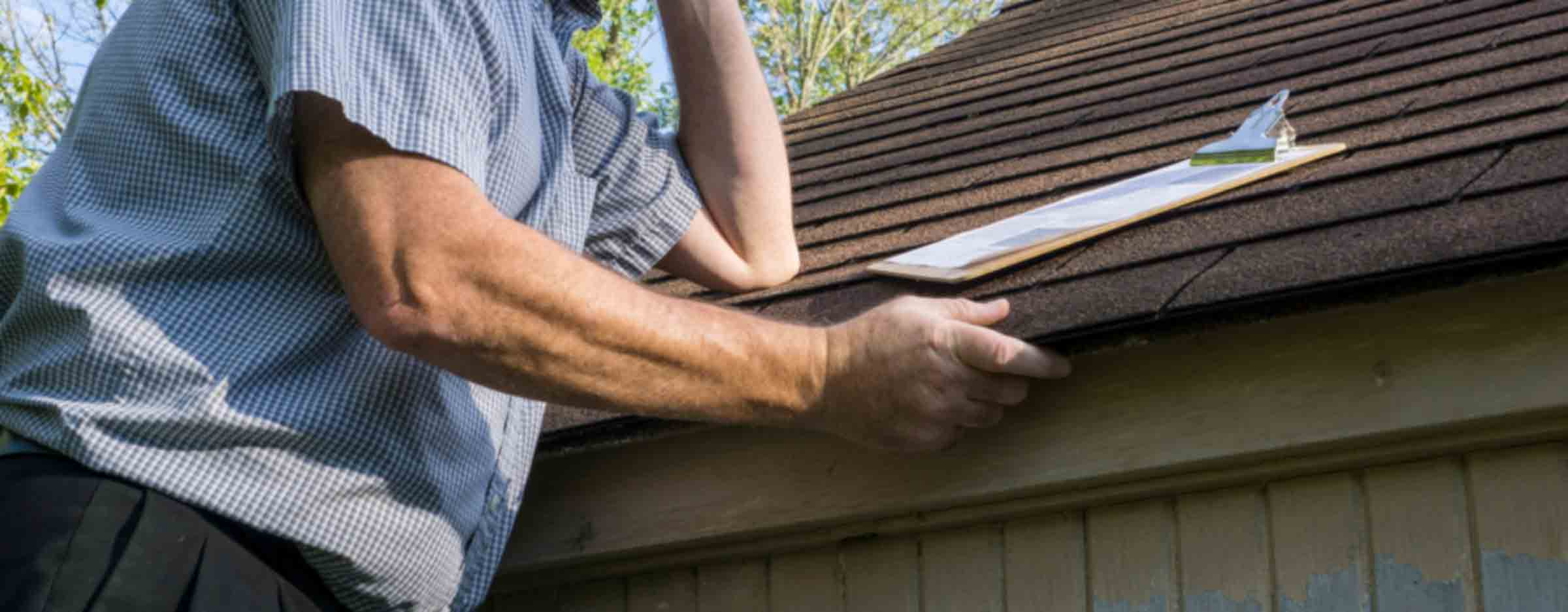inspect your roof safely