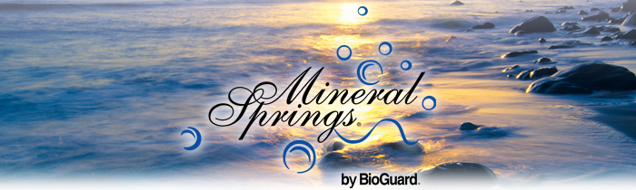 Mineral Springs by BioGuard