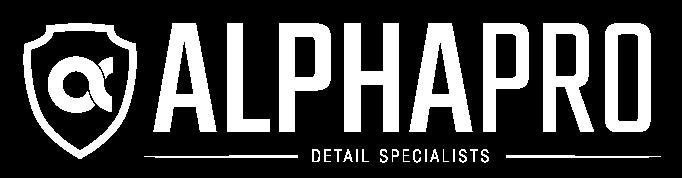 AlphaPro Detailing