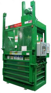 PTR-3400HD-Vertical-Baler