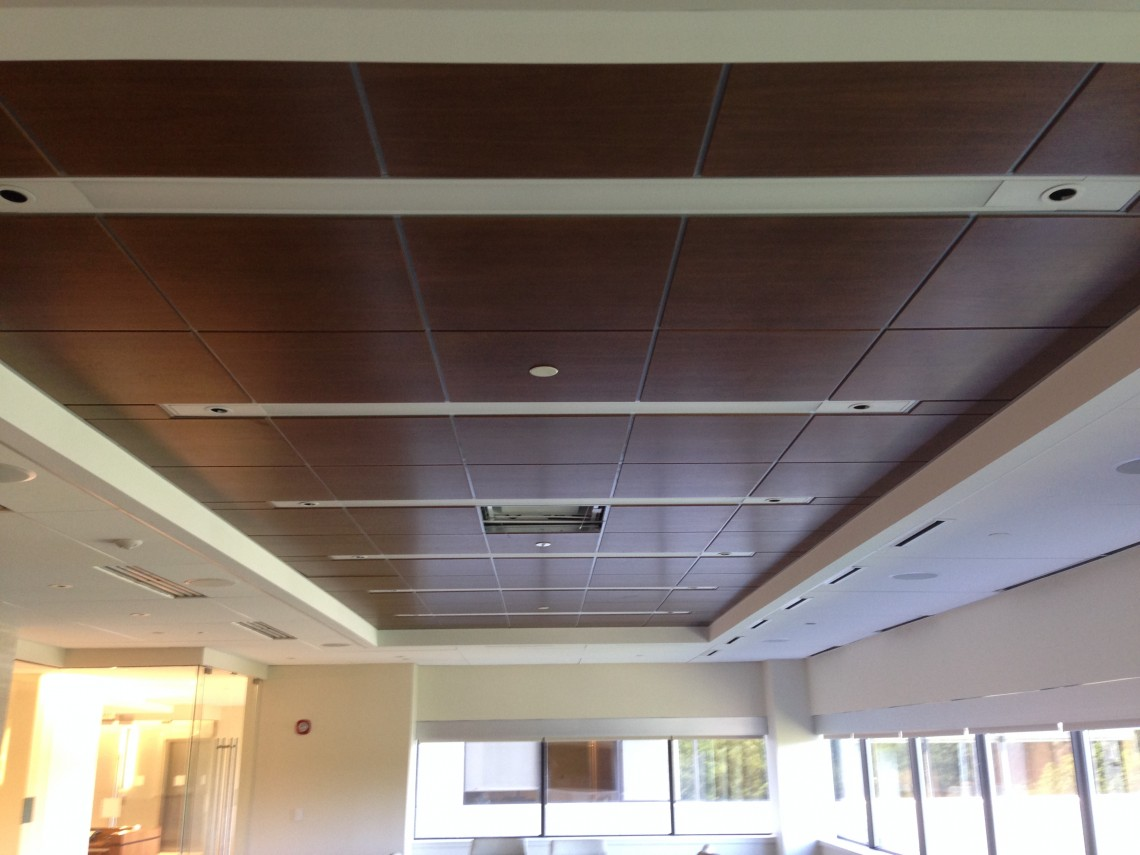 Acoustical Ceilings Farmingham Drop Ceiling Install Massachusetts