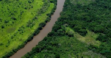 Image of the Congo River