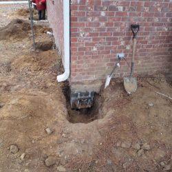 Repairing Home Foundation