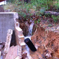 Running Water and Foundation Damage