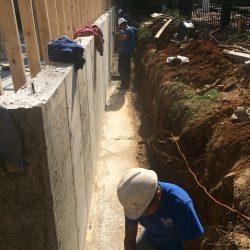 Foundation Installation and Preparation