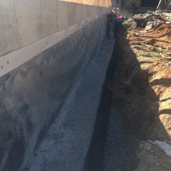 Foundation Water Barrier
