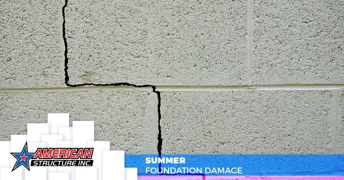 Summer Foundation Damage