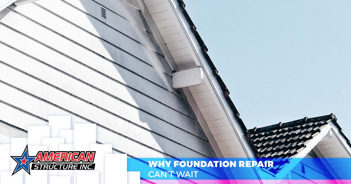 Why Foundation Repair Can't Wait Hero