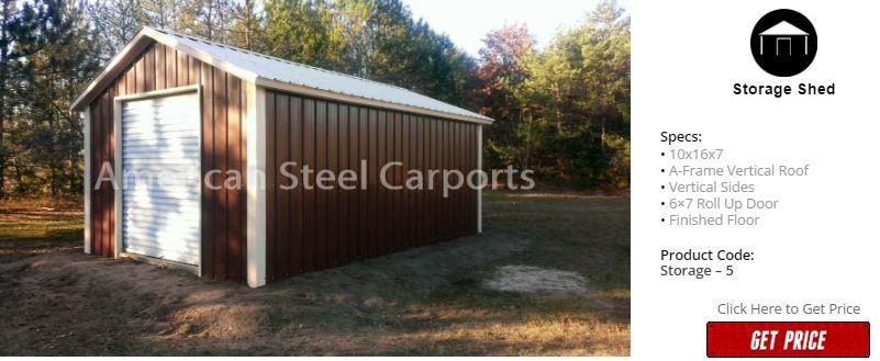 mini storage - Garden Sheds 6x7