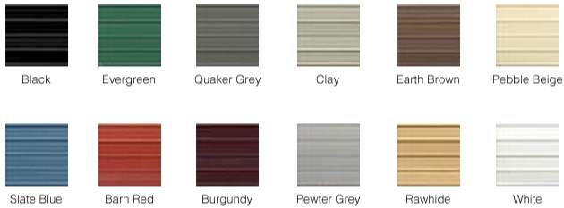 12 Colors To Choose From