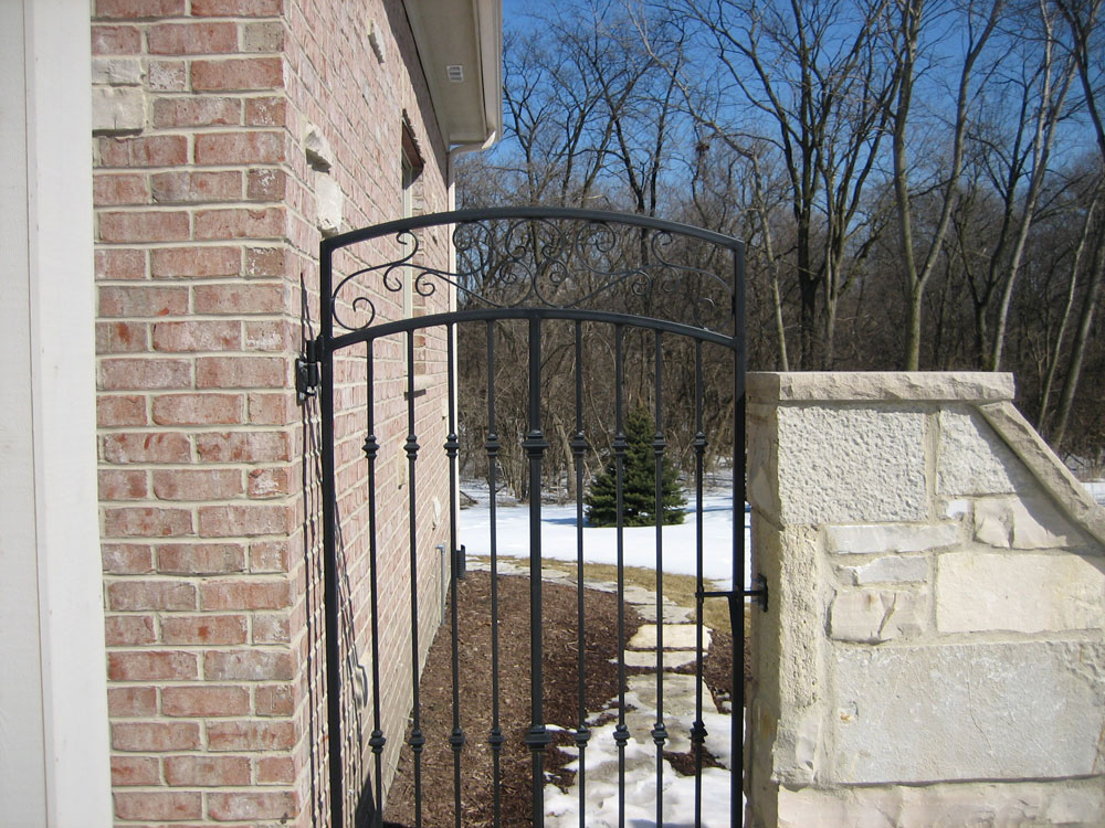 Wrought Iron Gates: Wrought Iron Fences Chicago