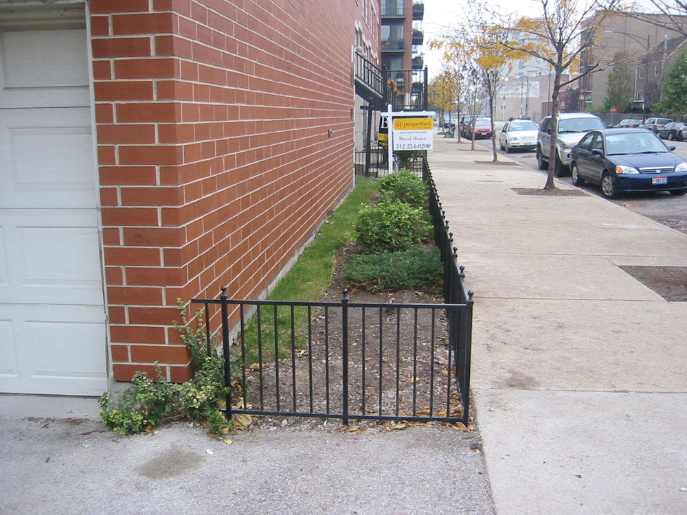 Wrought Iron Fences Chicago Iron Gate Illinois Wrought