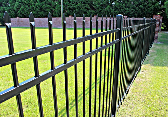 Exceptional Aluminum Fences Chicago Metal Fencing Illinois Iron Gate 60602