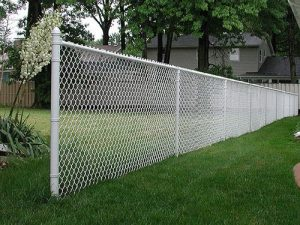 residentail-chain-link-fence
