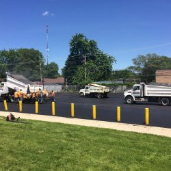Proof that we're the best at asphalt repair and paving here in Bridgeview!