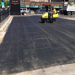 Our Bridgeview asphalt company works hard to make driveways look fantastic