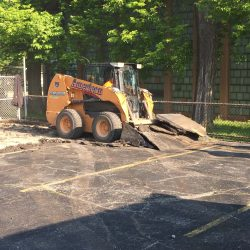 How our asphalt company manages asphalt repair