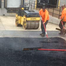 American Sealcoating & Maintenance specializes in asphalt repair