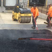 American Sealcoating & Maintenance specializes in asphalt repair