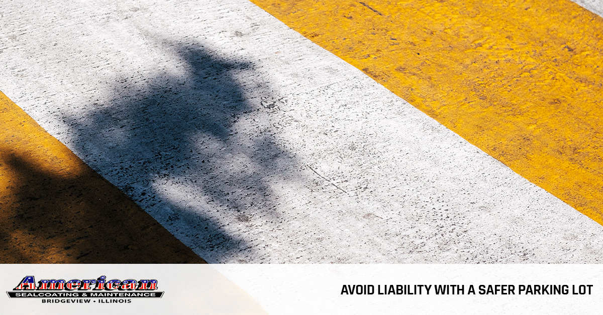 Sealcoating Bridgeview: Protect Yourself from Parking Lot Liability