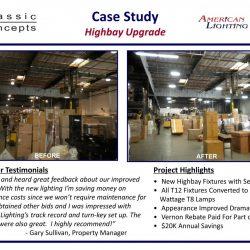 Brighter Lighting Warehouse