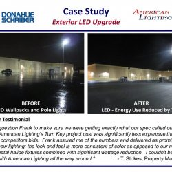 LED Parking Lot Lighting Contractor