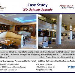 Hotel Resort LED Lighting Upgrade