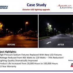 LED Parking Lot Lighting with SDG&E Rebates