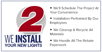 Reputable Commercial Lighting Contractor