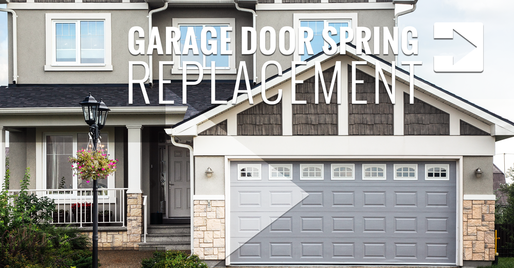 Garage Door Spring Repair Bentonville Garage Door