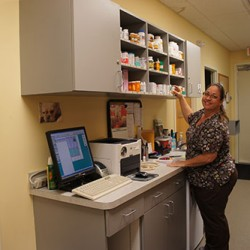 Pharmacy at Animal Eye Associates