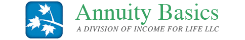 Annuity Basics – A Division of Income For life