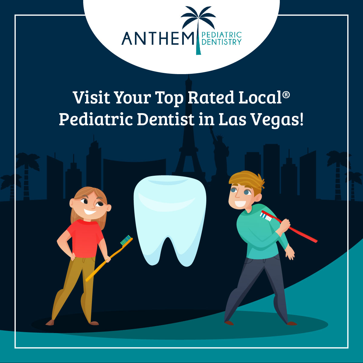 Highlighting Our Pediatric Dental Services Infographic 7